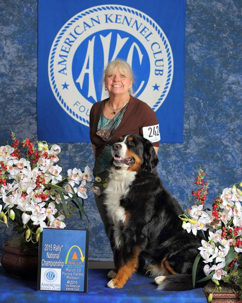 2015 AKC National Rally Championship